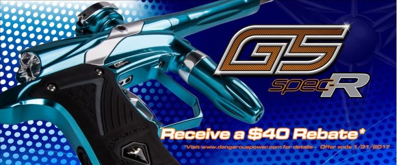 G5 SR rebate